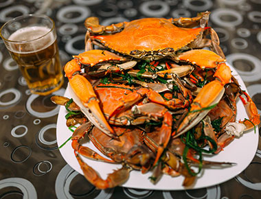 Crab, Seafood & Wine Festival